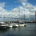 Bootsfahrschule-Likedeeler-Stralsund-Sportbootführerschein-Ausbildung-im-Hafen