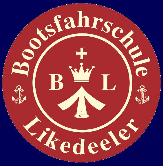 Logo Bootsfahrschule Likedeeler